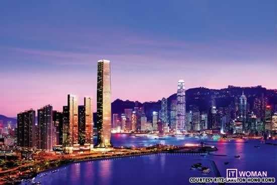 Ritz-Carlton Hong Kong - самый высокий отель в мире