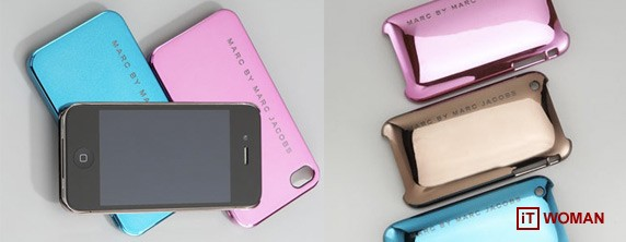 Чехлы Shiny для iPhone от Марка Джейкобса
