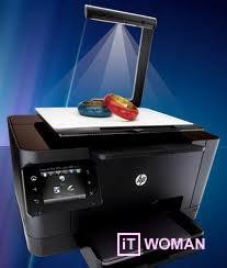Сканер в 3D - новинка от HP!