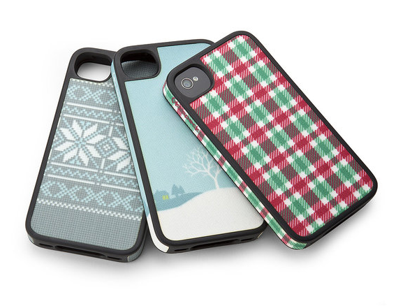 Приобретай зимнее настроение с чехлами для iPhone