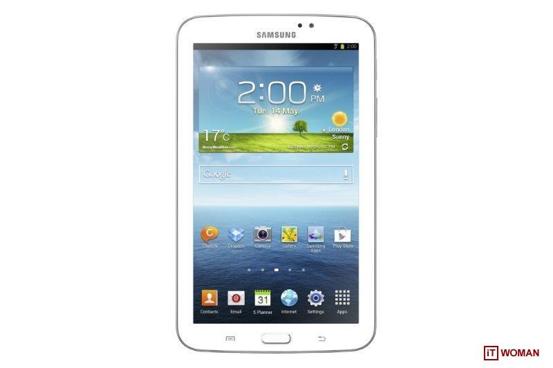 Новый планшет GALAXY Tab 3 от Samsung