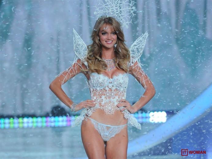 Victoria's Secret печатает сексуальное белье на 3D принтере