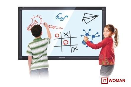 ViewSonic внедряет современные технологии в образование