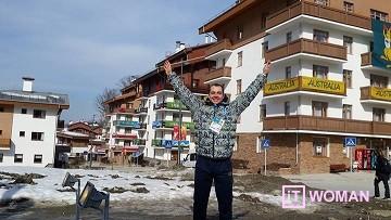 Украинский Олимпийский спортсмен Иосиф Пеняк поделился впечатлениями об Олимпийской деревне