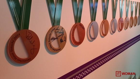 Заглянем в Немецкий Олимпийский домик в Сочи?