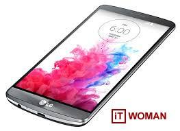LG G3 - быть модным просто!