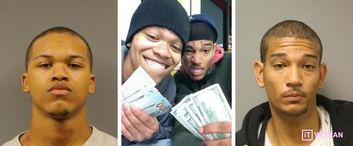 Воришек, загрузивших свои фото на украденный iPad, арестовали