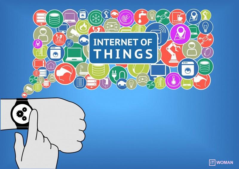 Лаборатория Интернета вещей в Украине!