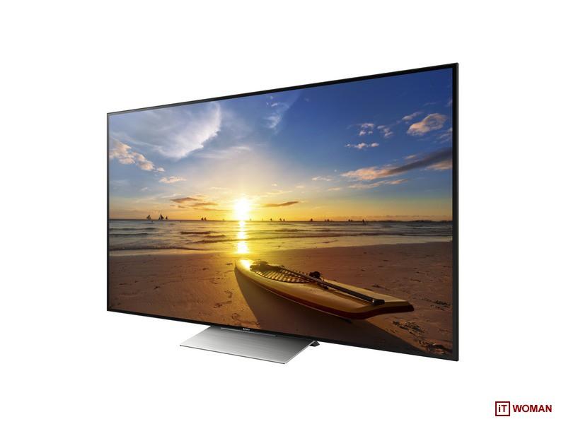 Новая линейка телевизоров Sony BRAVIA представлена на выставке CES 2016