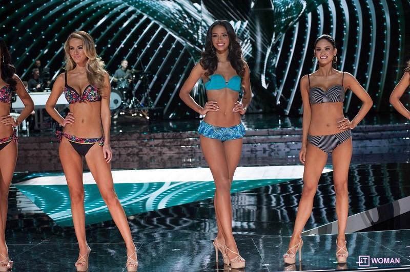 Коллекция купальников Yamamay для «Мисс Вселенная 2015»