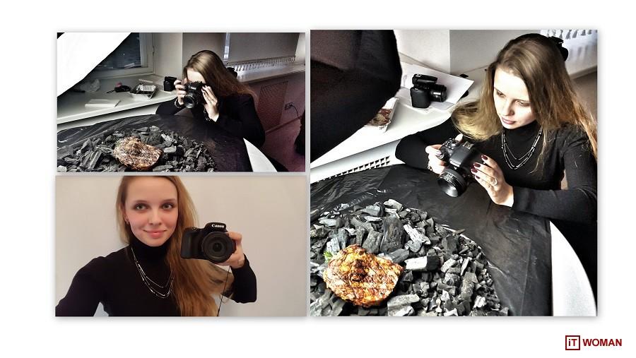 Как правильно фотографировать еду?
