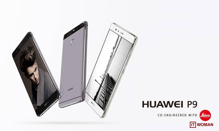 Huawei P9 - для настоящих ценителей мобильных фотографий