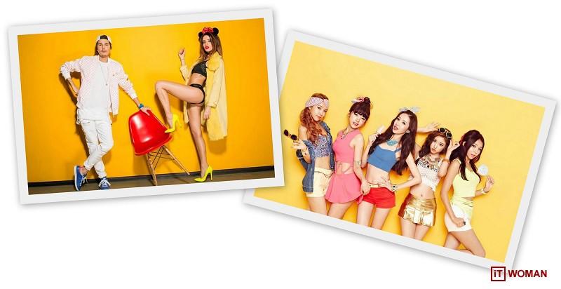 Не пропустите зажигательный микс украинской и корейской поп-музыки 2 октября в Киеве!