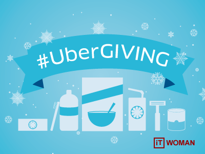 Киевляне передали почти 10 тонн вещей нуждающимся в рамках акции UberGIVING