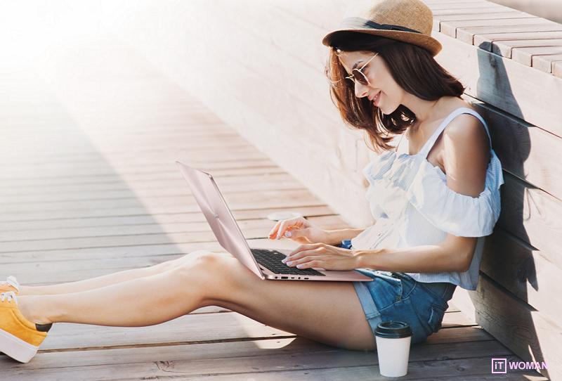 ASUS ZenBook 3 Deluxe - роскошный ультрабук для современных девушек