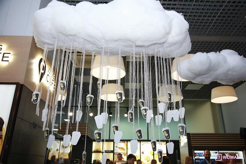 WOG CAFE теперь в аэропорту Жуляны
