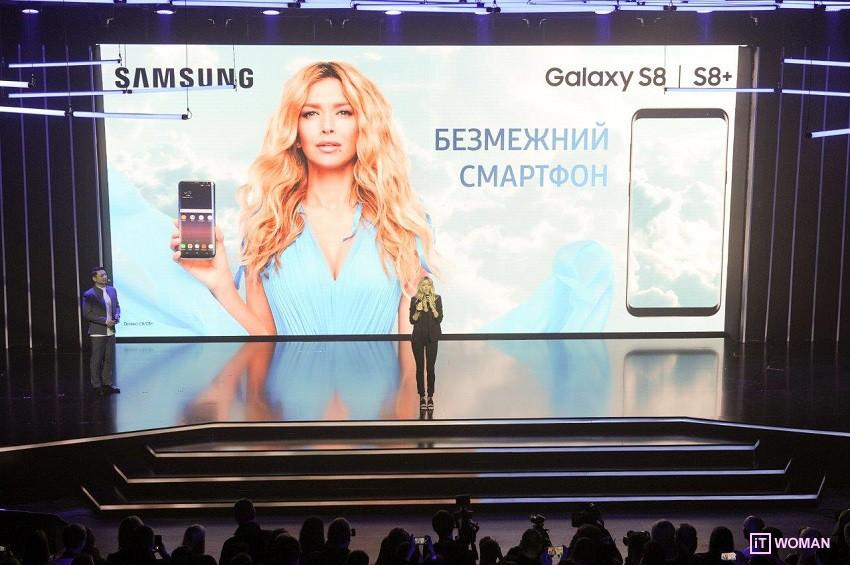 Флагман Samsung Galaxy S8, с которым можно ходить в душ!