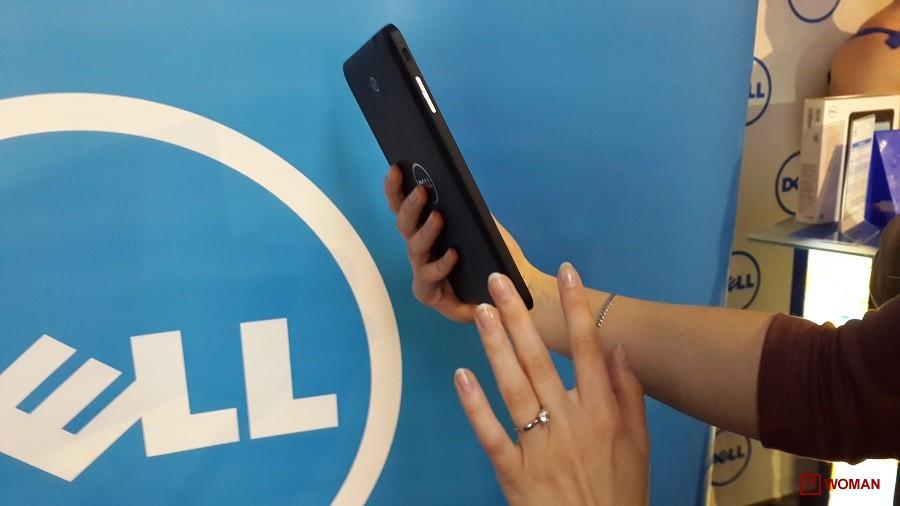 Презентация планшетов Dell Venue в Украине