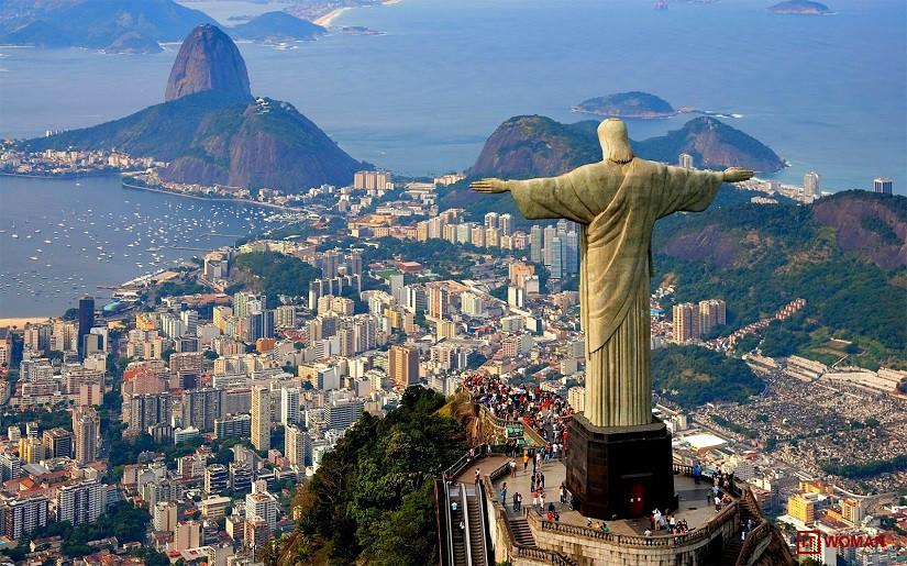 Олимпийские игры в Рио-де-Жанейро!
