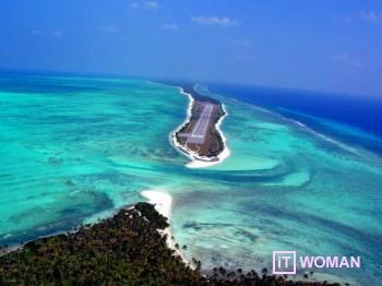 Удивите девушку неповторимым островом Агатти!