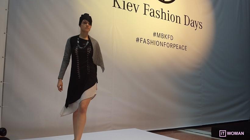 В Киеве завершается неделя моды Kiev Fashion Days