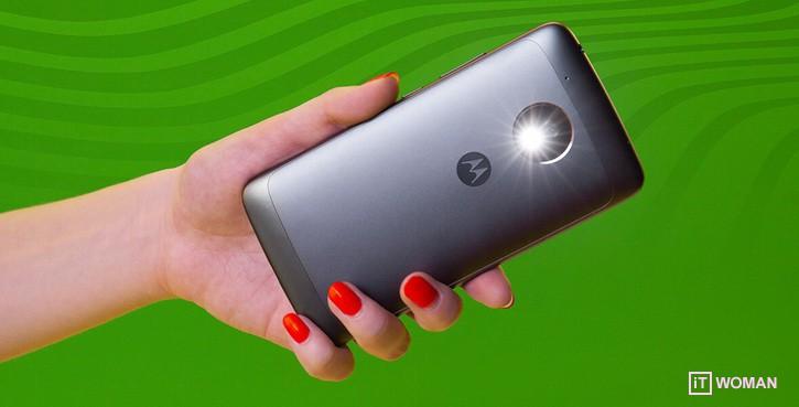 Стартовали продажи Motorola Moto G5 Plus