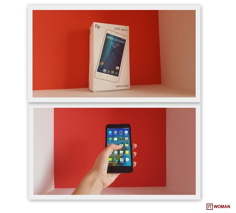 Подари любимому смартфон