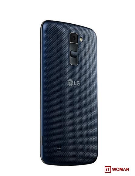 В Украине стартуют продажи нового смартфона LG K10