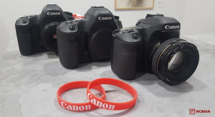 Canon ФотоМарафон: советы для начинающих ютуберов