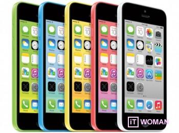 iPhone 5C - ������� ��� ������?