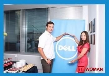 Dell празднует новоселье в Киеве