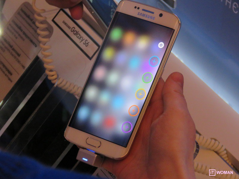 Впечатления от Samsung Galaxy S6 и Galaxy S6 edge