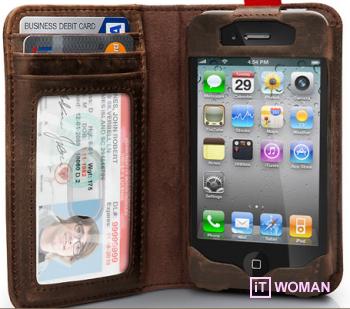 Бумажник для iPhone