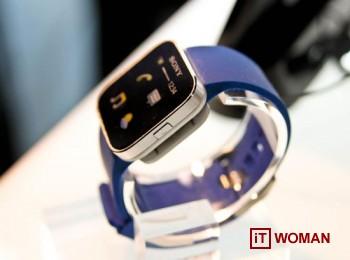 Hi-tech наручные часы от Sony