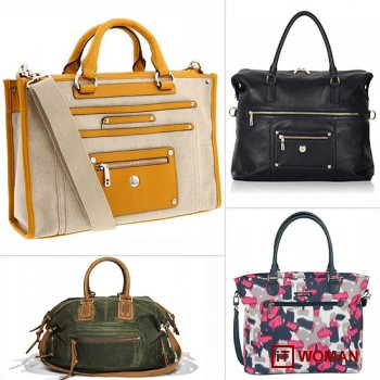 Модные сумки для лэптопов на уикэнд