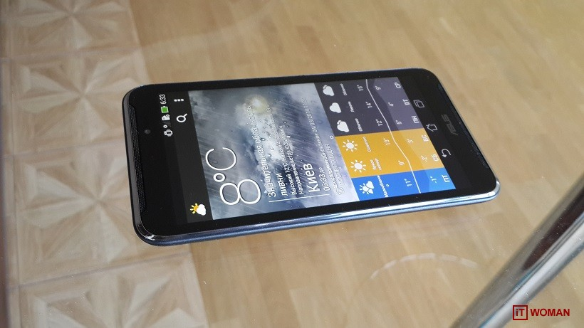Asus Fonepad Note 6 - гаджет 2-в-1