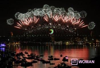 Мир встретил 2012 год!!!