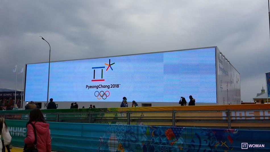 Hi-tech корейский домик в Олимпийском Парке города Сочи
