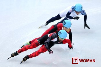 Шорт-трек на Олимпиаде в Сочи: победа досталась Канаде