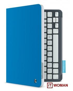 Новые чехлы-клавиатуры для планшетов