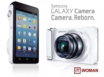 Умные камеры от Samsung: ярко снимай - мгновенно выкладывай!