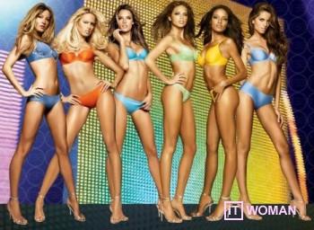 10 типов женщин, которых желают мужчины!