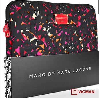 Модный чехол для ноутбука от Марка Джейкобса