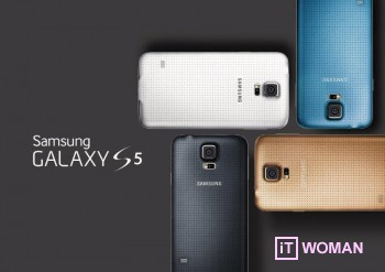 Samsung представил новый флагманский смартфон Samsung GALAXY S5
