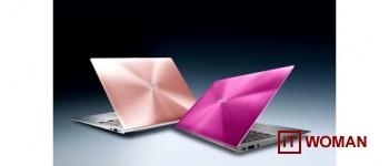 Женские ноутбуки ASUS ZENBOOK