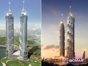JW Marriott - самый высокий отель в Дубае