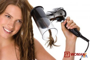 IT WOMAN тестирует фен Remington Spin Curl