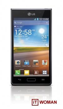 Смартфон Optimus L7 уже в Украине!