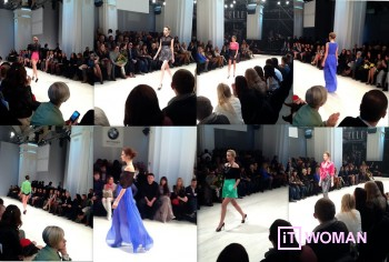 Елена Бурба на Ukrainian Fashion Week!