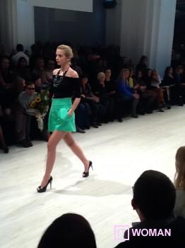 Елена Бурба на Ukrainian Fashion Week!